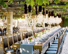 10 Dos and Don'ts of Outdoor #Weddings