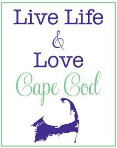 love Cape Cod