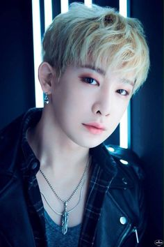 Wonho Japan Monsta X Teaser Hero