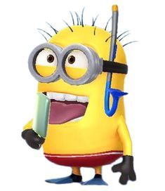 Despicable Minions, Minions Love, Minion Rock, Minion Banana, Orange, Yellow, Bananas, Fictional Characters, Banana