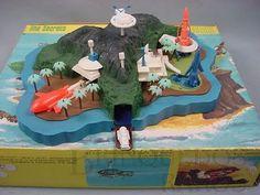A Ilha Secreta ( Thunderbirds )