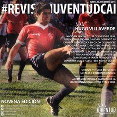 #JuevesDeRevista! Les dejamos la novena edición de la #RevistaJuventudCAI. #HugoVillaverde
