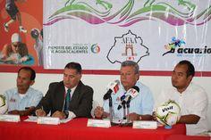 Presentan la Liga Nacional de Futbol Femenil. ~ Ags Sports