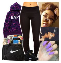 """Untitled #665"" by msixo ❤ liked on Polyvore featuring Michael Kors and NIKE"