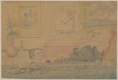 Richard Dadd 'The Child's Problem', 1857