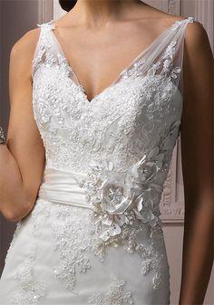 My gorgeous wedding dress