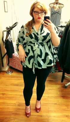 Love this outfit! Plus size fashion #plussize #curvy