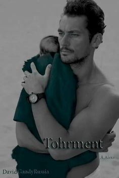 David J. Gandy. One day soon David will have his own child to hold.