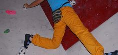 Die Fritzi Boulderhose für Mädels im Praxistest