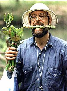 SINK YOUR TEETH  INTO FORAGING  A Leading Naturalist Tells You How To Find Incredible Edibles  Right In Your Own Backyard