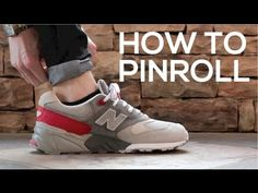 The Dos and Don'ts of Pinrolling Your Jeans With Sneakers