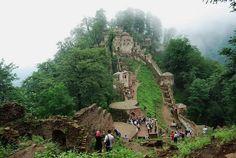 Iran (guilan-rodkhan Castle)