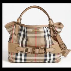 Authentic Burberry Diaper Bag Brand new.with box,dust bag. Burberry Bags Baby Bags