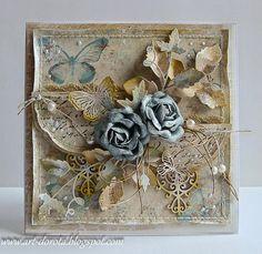 Riddersholm Design: With butterflies