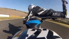 Motorcycle SAVES compilation 2013 – March (GP & superbikes)