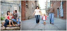 Urban Family Photos in North Dakota