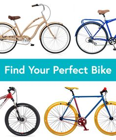 The ultimate guide to buying a bike. #cycling #biking #bikes