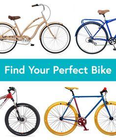 The ultimate guide to buying a bike. #cycling #biking #bikes