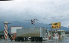 35mm Slide Kayo Gas Station 1958 Chattanooga Lookout Mountain Tennessee | Collectibles, Photographic Images, Contemporary (1940-Now) | eBay!