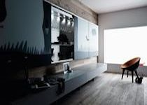 VALCUCINE LIVING means functionality