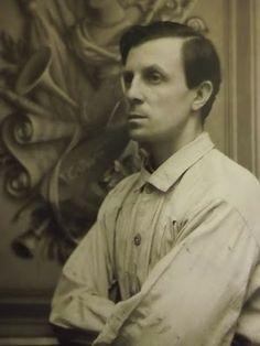 British painter/designer/illustrator Rex Whistler