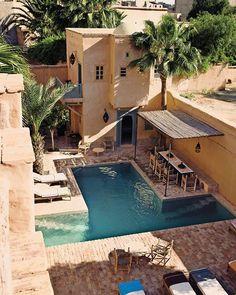 Luxury Living  the La Gazelle Dor Hotel, Morocco