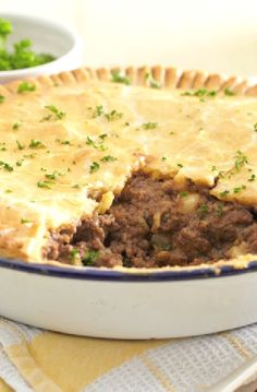 Minced Beef Pie, Minced Beef Recipes, Mince Recipes, Fodmap Recipes, Beef Recepies, Fodmap Foods, Gluten Free Pie, Gluten Free Cooking, Dairy Free Recipes