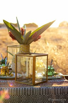 tribal tablescape Centerpieces, Table Decorations, Out Of Africa, Warm Autumn, Fall Weather, Tribal Prints, Place Settings, Looking Stunning, Tablescapes