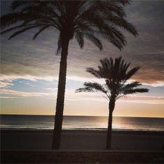 Sunrise El Campello Spain