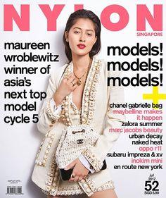 Asia's Next Top Cycle 5 Winner -- Maureen Wroblewitz [Phillipines ] Runway Fashion, Fashion Models, Fashion Show, Fashion Tips, Fashion Design, Maureen Wroblewitz, Chanel Gabrielle Bag, Asia's Next Top Model, Urban Decay Naked Heat