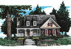 Overstreet - Home Plans and House Plans by Frank Betz Associates  #overstreet  #homeplans #frankbetz #floorplans #frenchcolonial