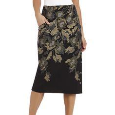 BCBGMAXAZRIA Runway Rebekka Skirt