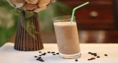 Light Coffee Smoothie