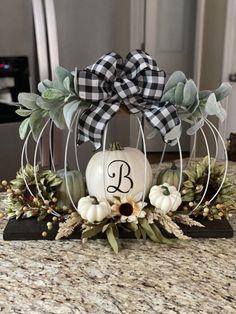 30 Dollar Tree Pumpkin Wreath Form Ideas - Simple Made Pretty (2021)