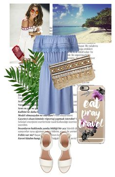 """""""Casetify!"""" by annagrigoryan94 ❤ liked on Polyvore featuring Balmain, Miss Selfridge, BEA, Skemo and Casetify"""