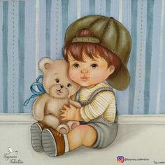 Basket Drawing, Colouring Pics, Baby Images, Cute Clipart, Fabric Painting, Diy And Crafts, Disney, Baby Boy, Sketches