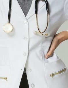 Contemporary medical apparel for men and women. Our scrubs and lab coats combine both fashion and function and are antimicrobial finished. Medical Careers, Medical Uniforms, Medical Students, Medical School, Doctor Coat, Medical Photography, Medical Wallpaper, Doctor Quotes, Medicine Student