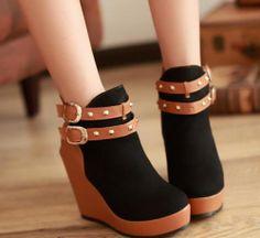 Better designed-Closed-toe Wedges Closed-toe Wedges from stylishplus.com