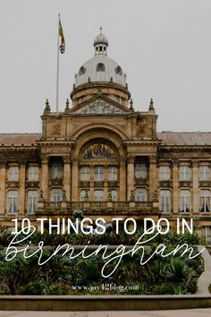 10 Things to Do in Birmingham — Hannah Drake 10 things you need to do when visiting Birmingham, England The post 10 Things to Do in Birmingham — Hannah Drake appeared first on Travel. Aston Birmingham, Birmingham England, Manchester Uk, I Want To Travel, Travel Guides, Travel Tips, Best Cities, Wanderlust Travel, Dream Vacations