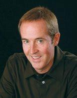 Andy Stanley - son of Charles Stanley preacher of Northpoint church in Atlanta. Man of character.
