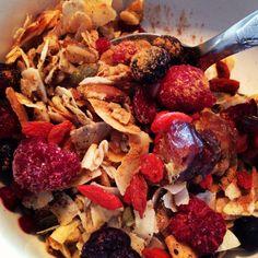 Homemade gluten-gree granola | Jessica Sepel