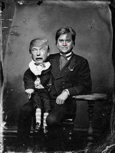 #PresidentBannon #LordDampnut