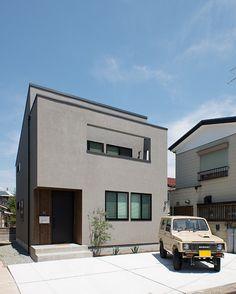真夏でも空調等を使わない素地住まいの家・間取り(神奈川県横浜市) | 注文住宅なら建築設計事務所 フリーダムアーキテクツデザイン