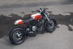 Birdie Customs Ducati 900 SS MAN-MAN 2