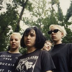 Bikini Kill forms label, reissues old records to the delight of riot grrrls…