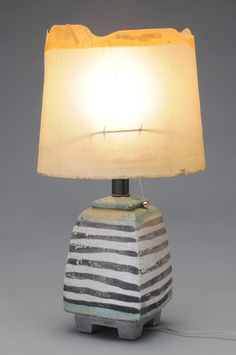 Will Richards / Mood Modern Lamps / Handcrafted Table Lamps / #handcrafted #lamps #lighting #homedecor #furniture #accwholesale