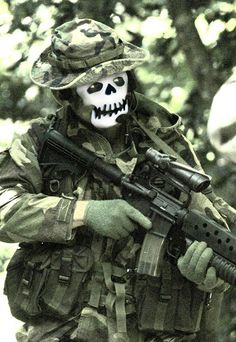Special Ops Navy. Seal Team
