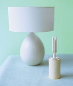 Use your lint brush to remove dust from your lampshades. I have been doing this for years, but just in case you don't, it truly does work!! Try it you will like it!