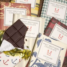 mast brothers chocolate, vintage, homely
