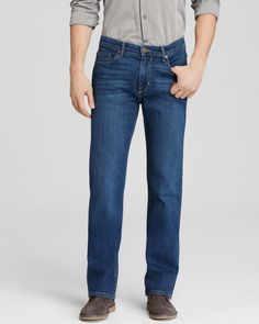 Paige Jeans - Doheny Straight Fit in Muse